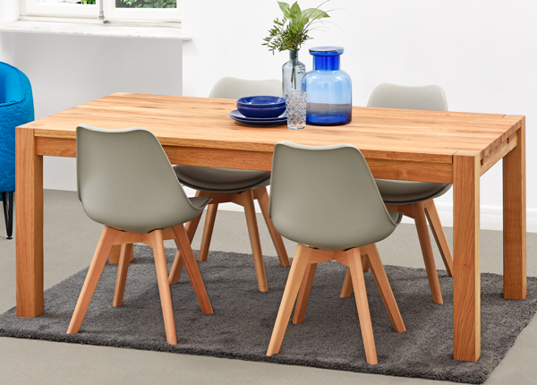 Ruokapöytä MATILDA 160x90 cm MA-126345