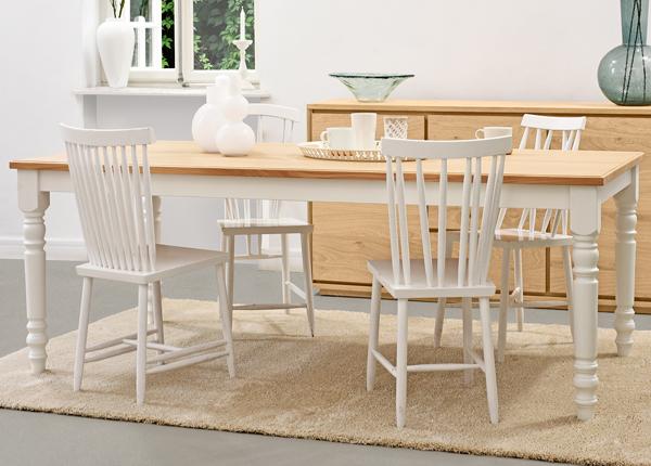 Ruokapöytä CHRISTINA 160x90 cm MA-126349