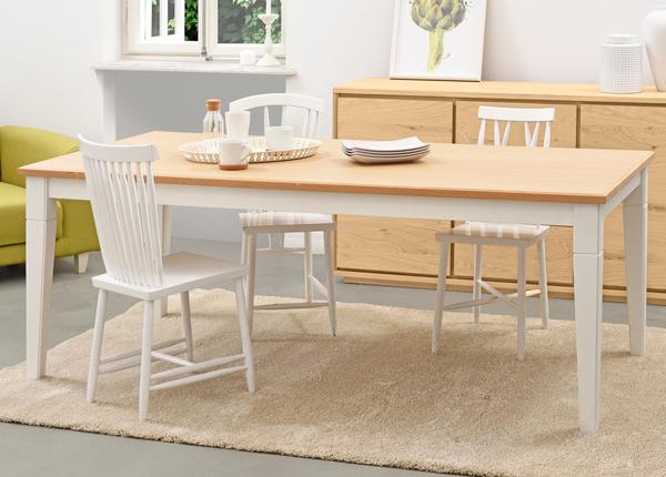 Ruokapöytä CHRISTINA 160x90 cm MA-126350