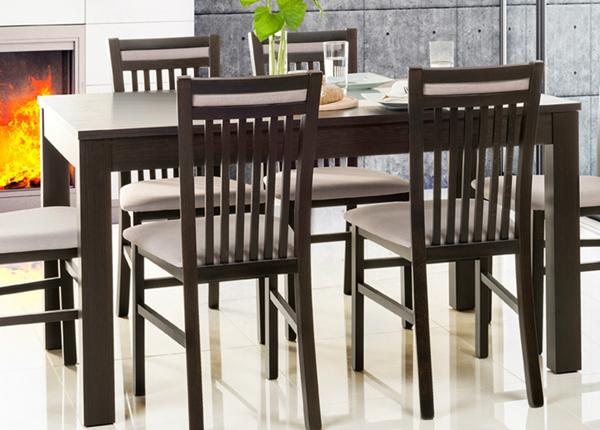 Jatkettava ruokapöytä 80x140-180 cm TF-126516