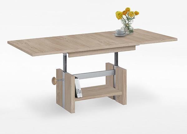 Säädettävä sohvapöytä ARLES 110-150x70 cm SM-126636