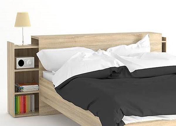 Sängyn päätyhyllyt NAIA sänkyyn 160 cm AQ-126649