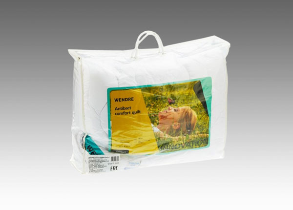 Antibakteerinen täkki 220x200 cm ND-126668