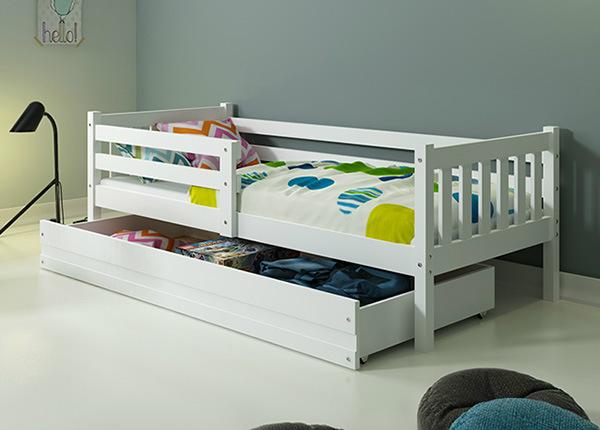 Lasten sänkyryhmä 80x190 cm TF-126688