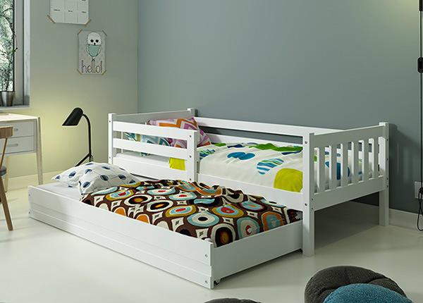 Lasten sänkyryhmä 2-le 80x190 cm TF-126689