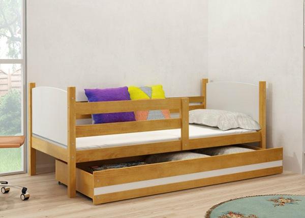 Lasten sänkyryhmä 80x190 cm TF-126694
