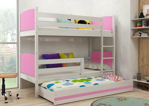 Lasten sänkyryhmä 3-le, 90x200 cm TF-126699