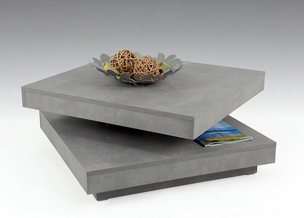 Sohvapöytä BEN 78x78 cm SM-126810