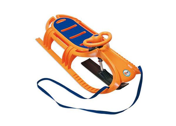 Kelkka SNOW TIGER DE LUXE oranssi KE-126812