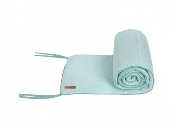 Sängyn pehmuste MINT MELANGE LC-127337