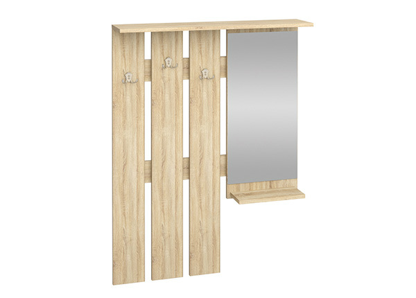 Seinänaulakko peilillä TF-127379