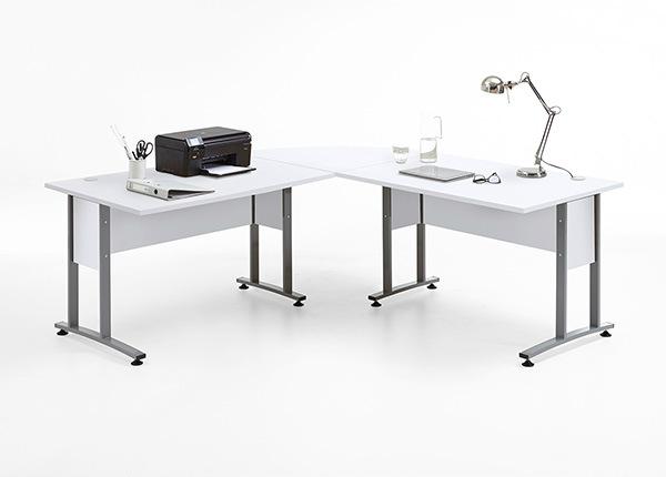 Nurkkatyöpöytä CALVIA 200x200 cm