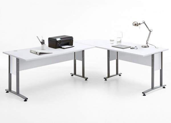 Nurkkatyöpöytä CALVIA 240x200 cm