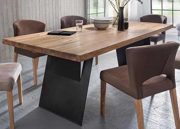 Tammi ruokapöytä UNO 220x100 cm CM-127502