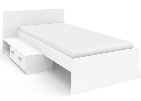 Sänky vuodevaatelaatikolla 90x200 cm MA-127545