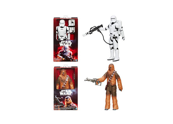 Toimintahahmo STAR WARS DELUXE HERO UP-127815