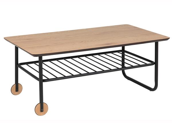 Sohvapöytä WHEELY 110x60 cm CM-127868