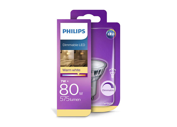 LED lamppu 7 W EW-127909