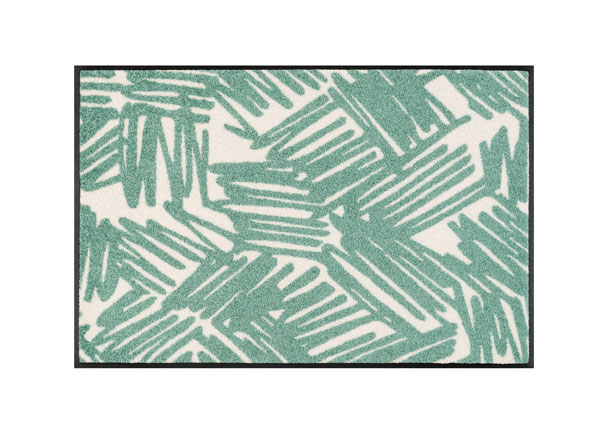 Ovimatto URBAN LINES GREEN 50x75 cm A5-128336