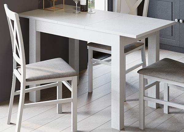 Jatkettava ruokapöytä 90x160-300 cm TF-128466