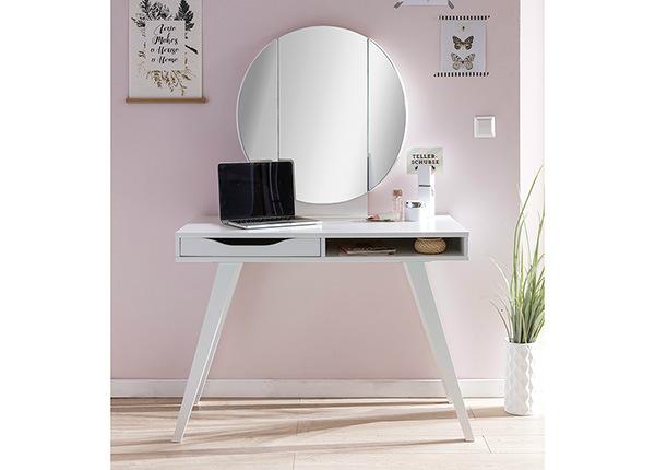 Kampauspöytä peilillä DRESSERTABLE SM-128621