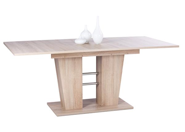 Jatkettava ruokapöytä 140-180x90 cm CM-128817