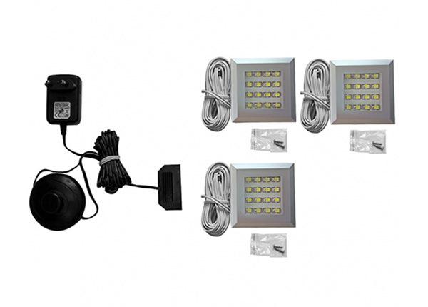 LED valaistus 3 kpl TF-128843