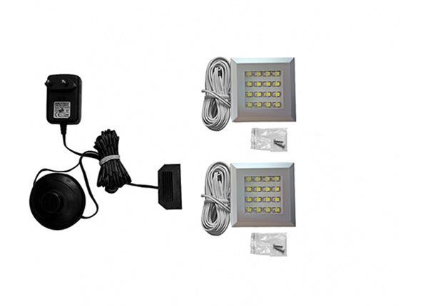 LED valaistus 2 kpl TF-128844