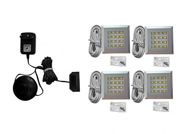 LED valaistus 4 kpl TF-128846