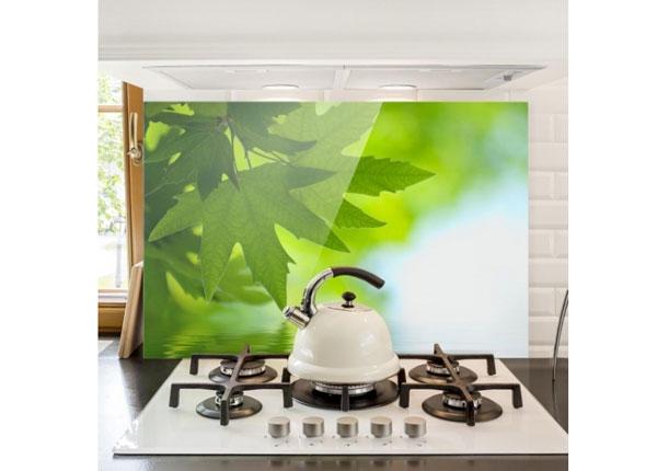 Kuvalasi/ välitilan lasi GREEN AMBIANCE III, 40x60 cm