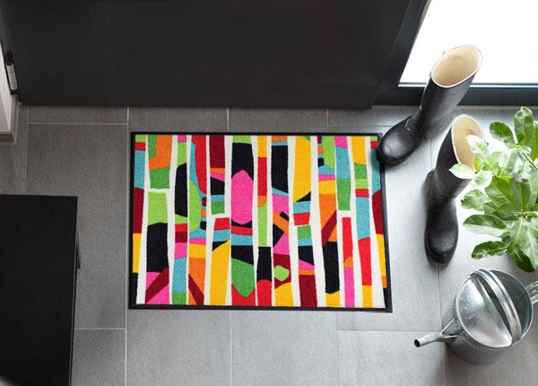 Matto COLOUR RHYTHM COLOURFUL 50x75 cm