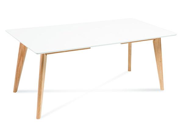 Jatkettava ruokapöytä 80x120-160 cm TF-129925