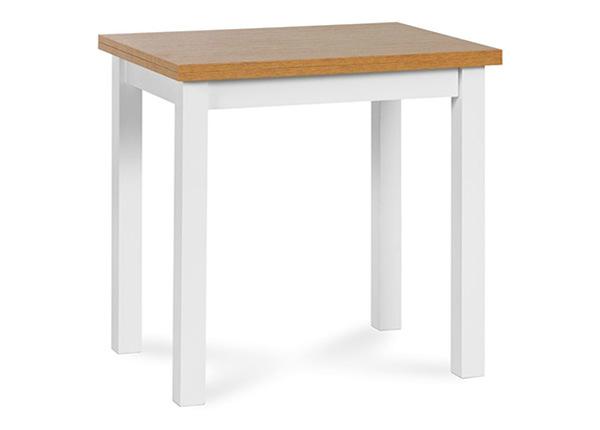 Jatkettava ruokapöytä 80x60-120 cm TF-129927