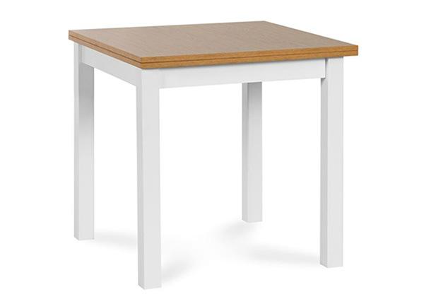 Jatkettava ruokapöytä 80x80-160 cm TF-129928