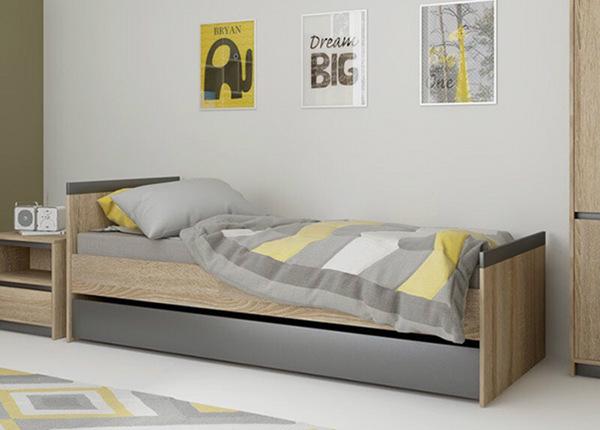 Sänky vuodevaatelaatikolla 90x200 cm TF-130045