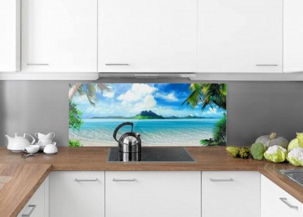 Kuvalasi/ välitilan lasi DREAM VACATION 40x60 cm