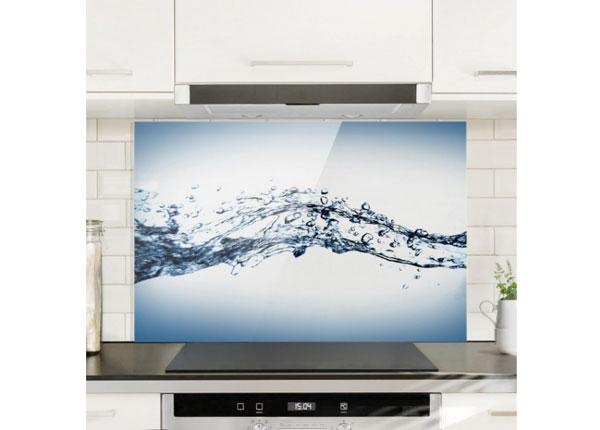 Kuvalasi/ välitilan lasi WATER SPLASH 40x60 cm