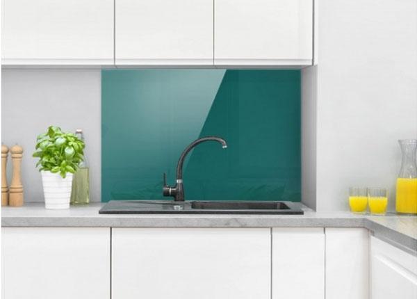 Kuvalasi/ välitilan lasi PINE GREEN 40x60 cm