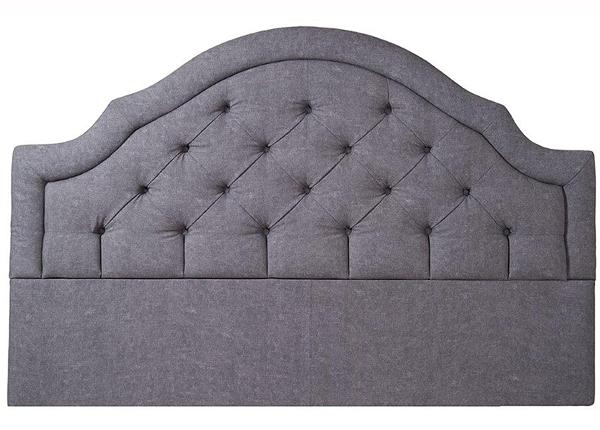 Kangasverhoiltu sängynpääty ROYAL 166x122x10 cm FR-130364