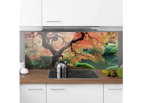 Kuvalasi/ välitilan lasi JAPANESE GARDEN 40x60 cm