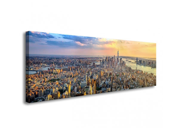 Seinätaulu NEW YORK 2, 40x120 cm ED-130566