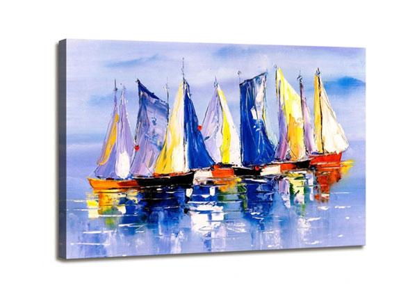 Seinätaulu SAILING SHIPS 60x80 cm ED-130573