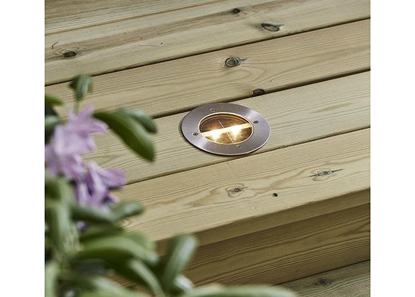 Aurinkopaneeli LED terassivalaisin