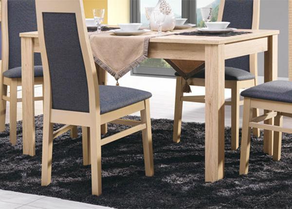 Jatkettava ruokapöytä 90x135-185 cm TF-130618