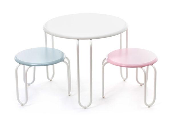 Lasten pöytä ja tuolit A5-130763
