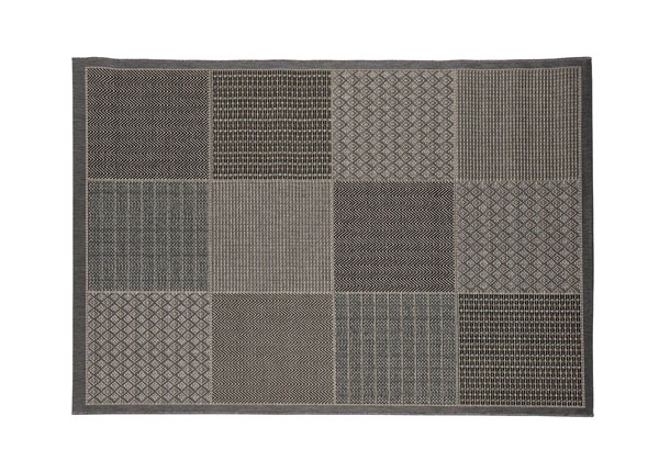 Matto QUADROTTA GREY 135x190 cm