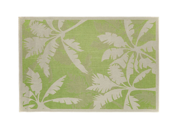 Matto PALMS GREEN 160x230 cm A5-130787