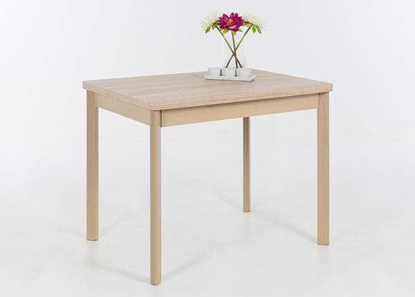 Jatkettava ruokapöytä BREMEN II 90-142x65 cm SM-130814