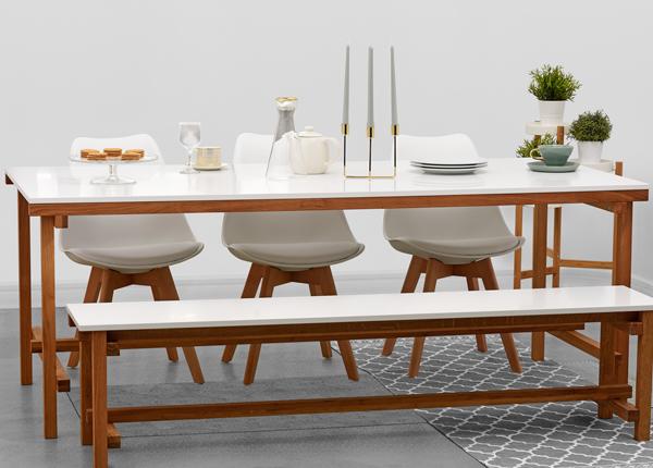 Ruokapöytä CONSTRUCTIONS 160x90 cm MA-130829