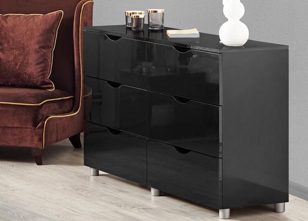 Lipasto LETTY BLACK MA-130923